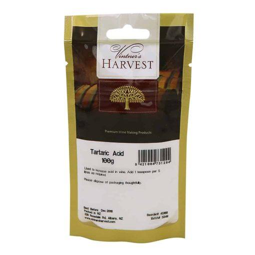 Vintner's Harvest Tartaric Acid - 100g
