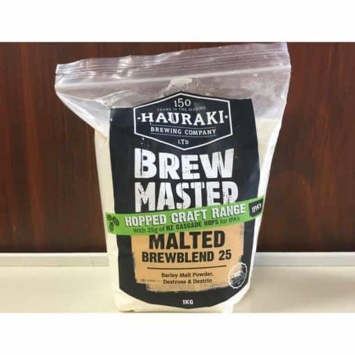 Brewmaster Brewblend 25 with NZ Cascade Hops - 1kg