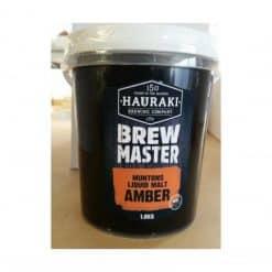 Brewmaster Muntons Liquid Malt Amber - 1.8Kg