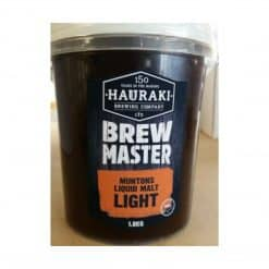 Brewmaster Muntons Liquid Malt Light - 1.8Kg