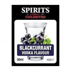 Fruit Vodka Blackcurrant