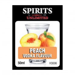 Fruit Vodka Peach