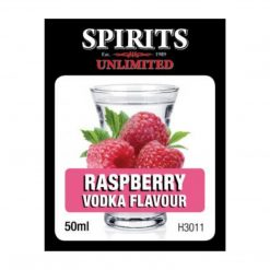 Fruit Vodka Raspberry