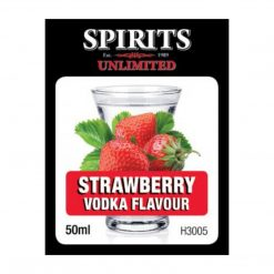 Fruit Vodka Strawberry