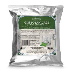 Gin Botanicals Mint Leaf Gin