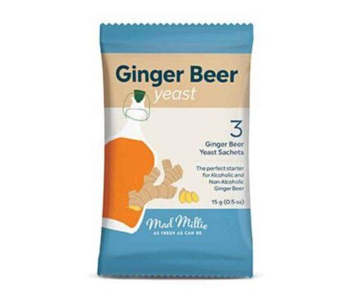 Ginger Beer Yeast