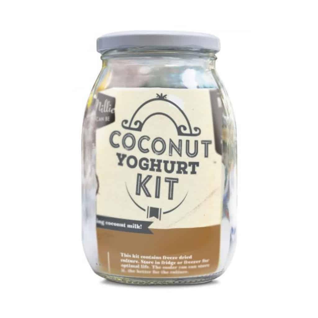 Coconut Yoghurt Making Kit   Beanstalk Single Mums