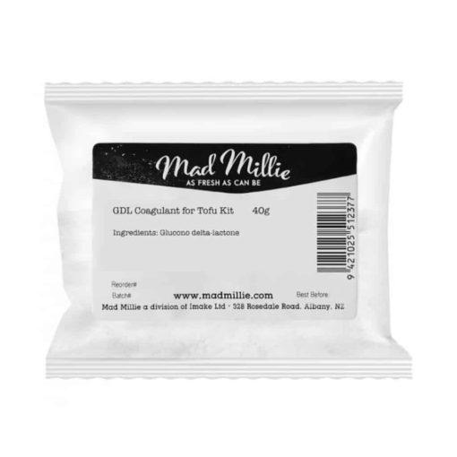 Mad Millie GDL Coagulant for Tofu Kit - 40g