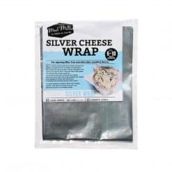 Mad Millie Silver Cheese Wrap - 240x240 - 10 Sheets