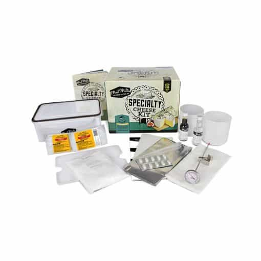 Mad Millie Specialty Cheese Kit