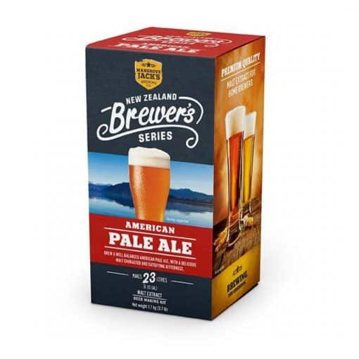 New Zealand Brewers Series American Pale Ale