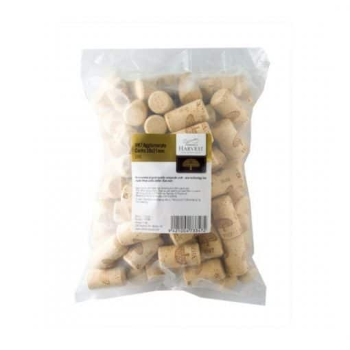 VH7 Agglomerate Corks 38x21mm - 100 x Corks