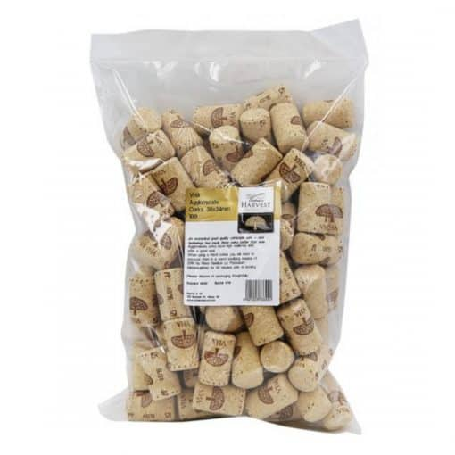 VHA Agglomerate Corks 38x24mm - 100 x Corks