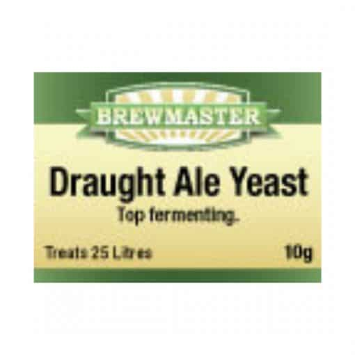 Draught Ale Yeast - 10g