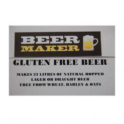 Gluten Free Beer Kit