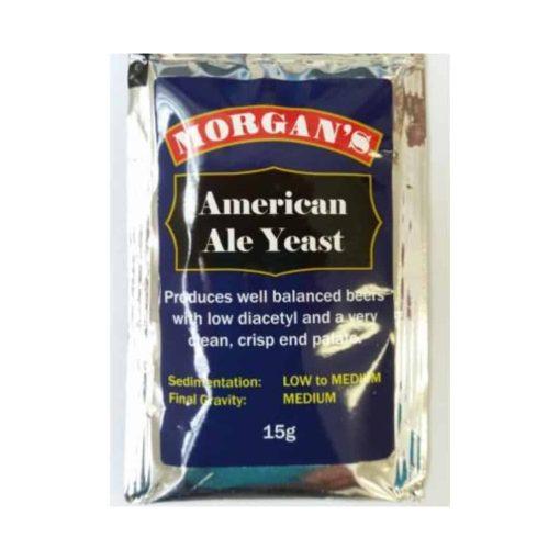 Morgans American Ale Yeast - 15g