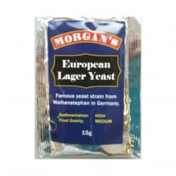 Morgans European Lager Yeast - 15g
