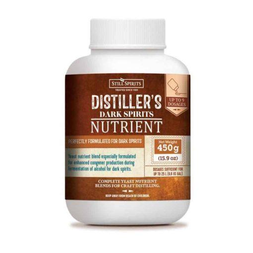 Distiller's Nutrient Dark Spirits