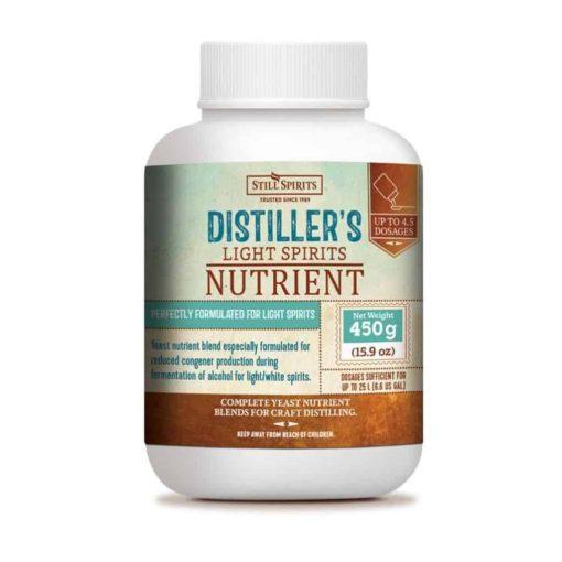 Distiller's Nutrient Light Spirits
