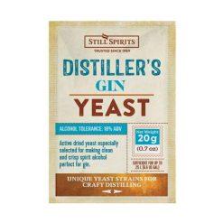 Distiller's Yeast Gin