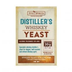 Distiller's Yeast Whiskey