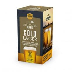Australian Brewers Series Gold Lager