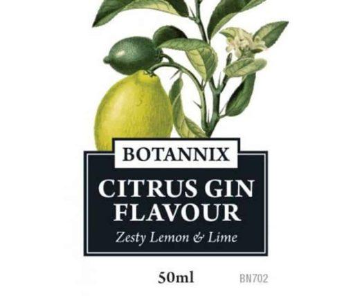 Botannix Citrus Gin
