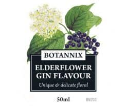 Botannix Elderflower Gin