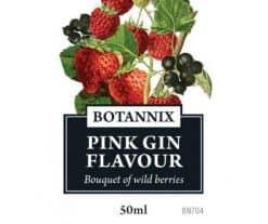 Botannix Pink Gin