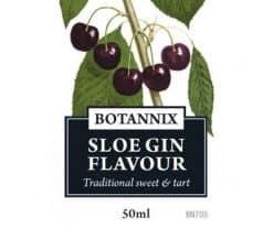 Botannix Sloe Gin