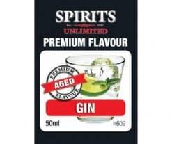 Premium Aged Gin